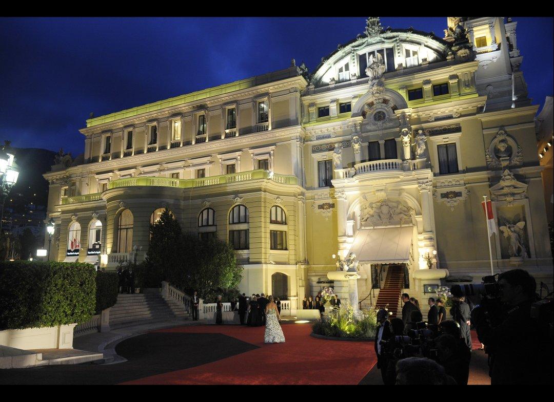 Opera Garnier in Monaco