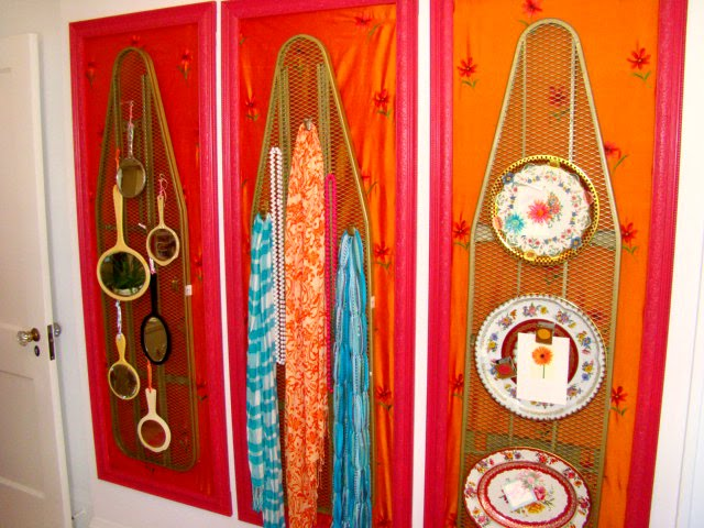 Vintage Ironing Boards Not Just For Hard Labor Decor To Adore