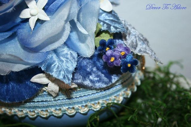 French blue resurrection egg