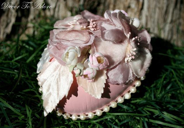 Pink resurrection egg