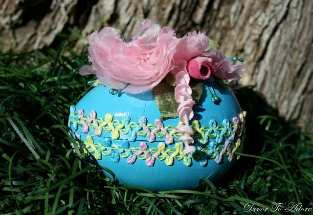Aqua resurrection egg
