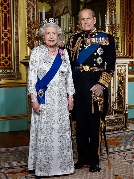 Diamond Jubilee portrait