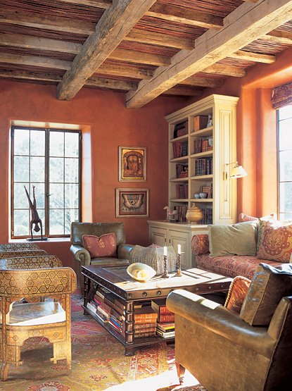 Spanish Colonial Interiors Decor To Adore