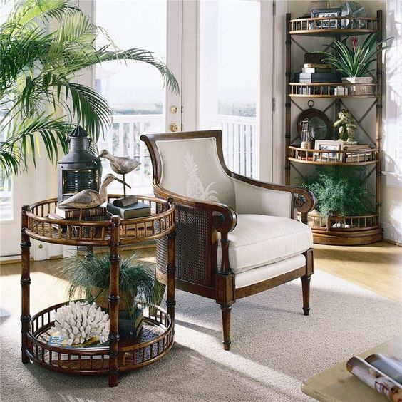 Day 8 British Colonial Style - Decor to Adore