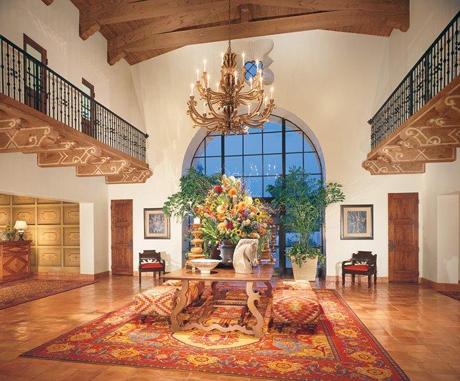 Spanish Colonial Interiors - Decor to Adore