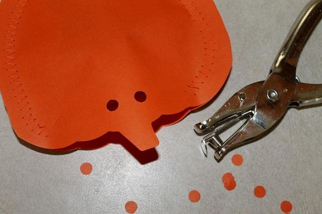 pumpkin holes