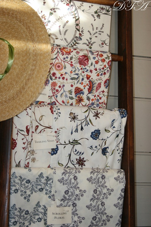Colonial Fabric