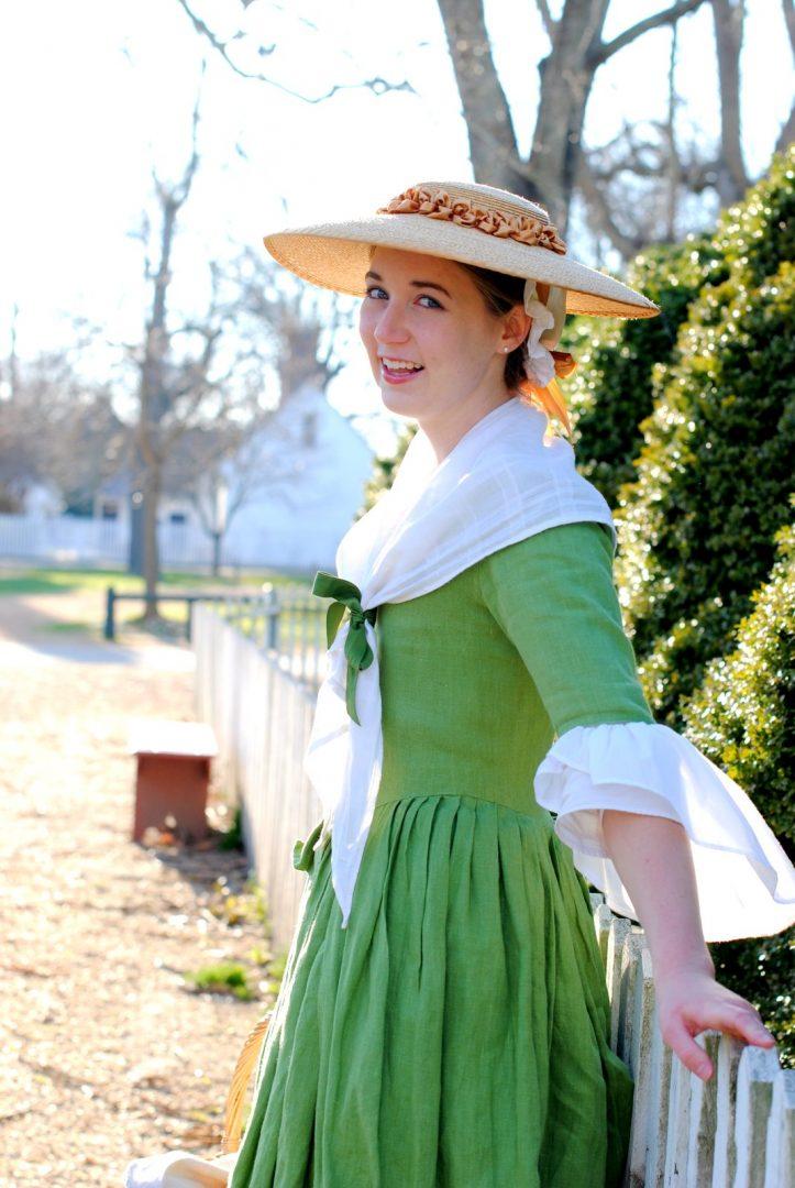 Colonial Style Fashions - Decor to Adore 8e89a67b280