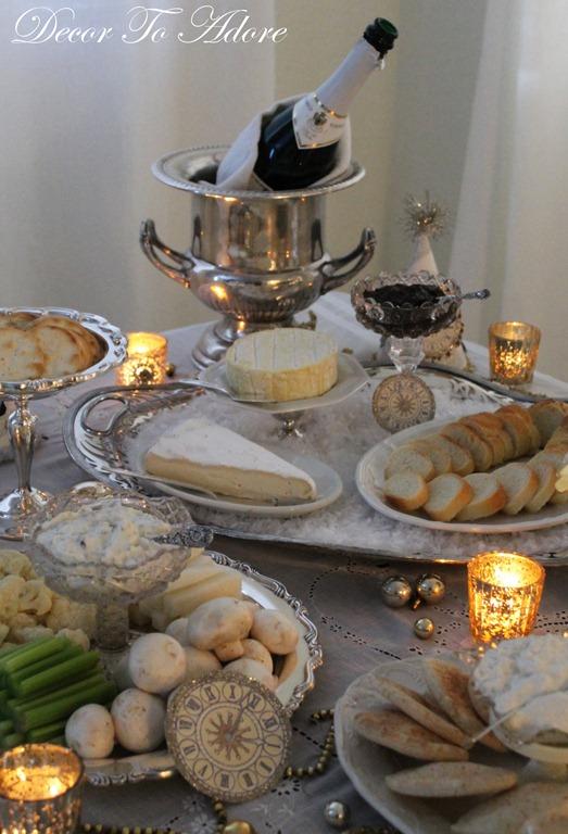 bonne annee  Parisian New Year's Eve Party