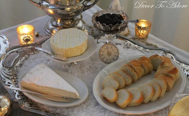 Bonne Année A Parisian New Year's Eve Feast