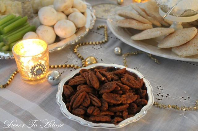 bonne annee snacks