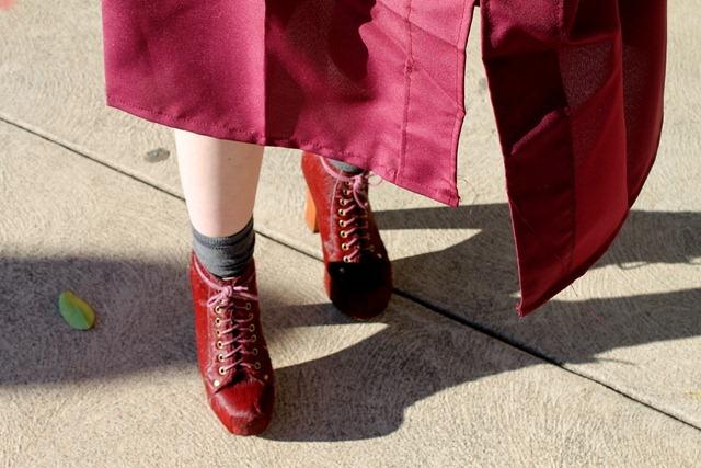 The Fashionista graduates