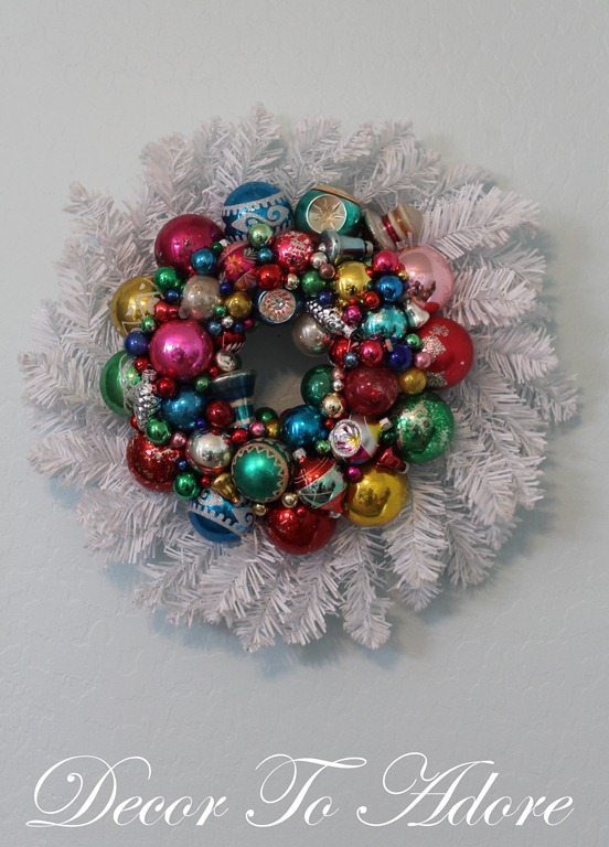 Sparkle and Shine Wreath