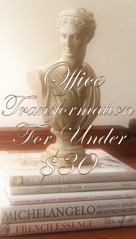Transforming The Office For Under $30 Part I