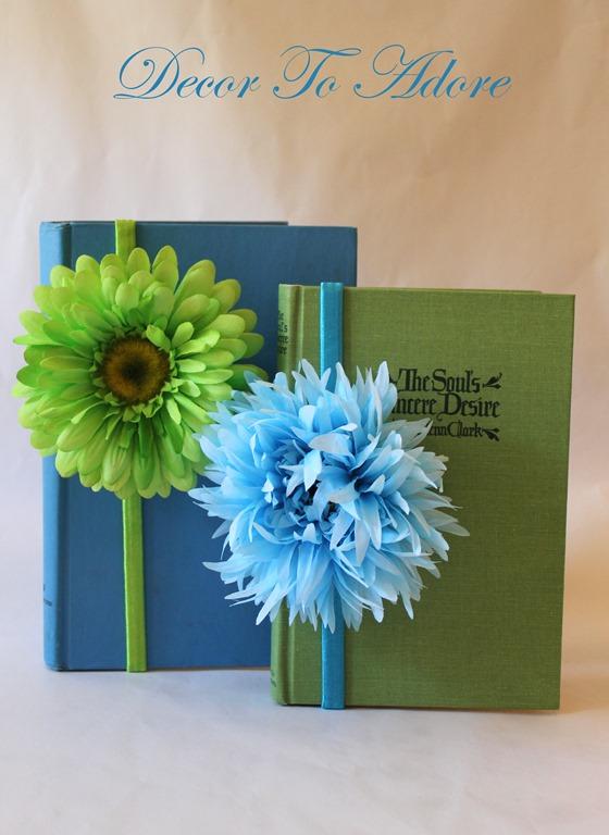 blooming bookmark