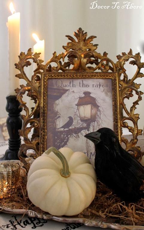 Nevermore Decor To Adore Raven image
