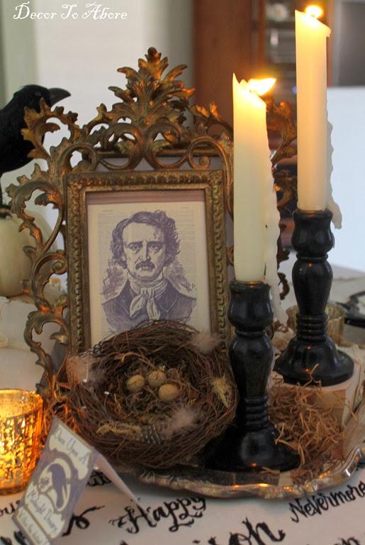 Nevermore Decor To Adore Edgar
