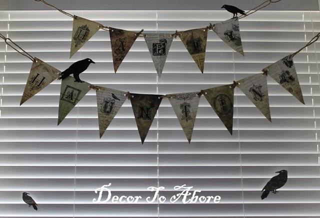 Nevermore Decor To Adore happy haunting