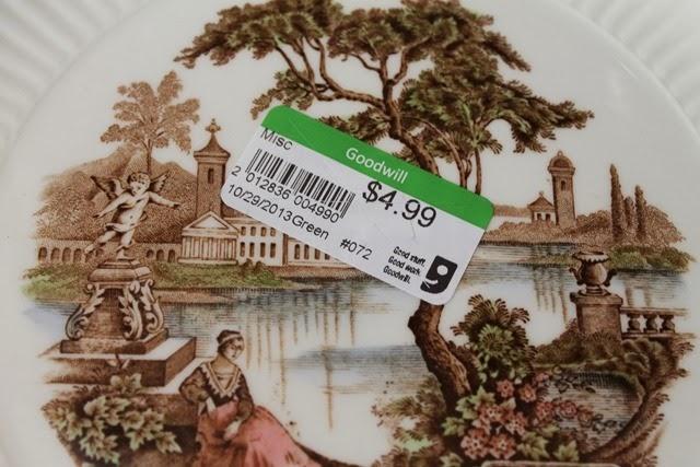 goodwill plate