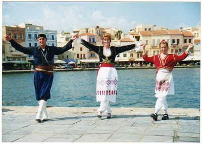 Traditiional Greek Clothing