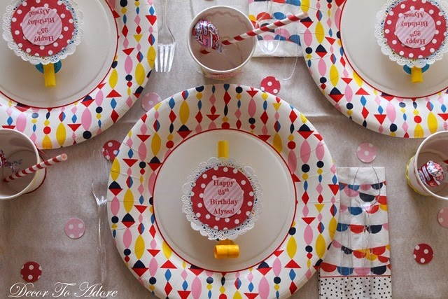 A Cute 20 Something Tablescape