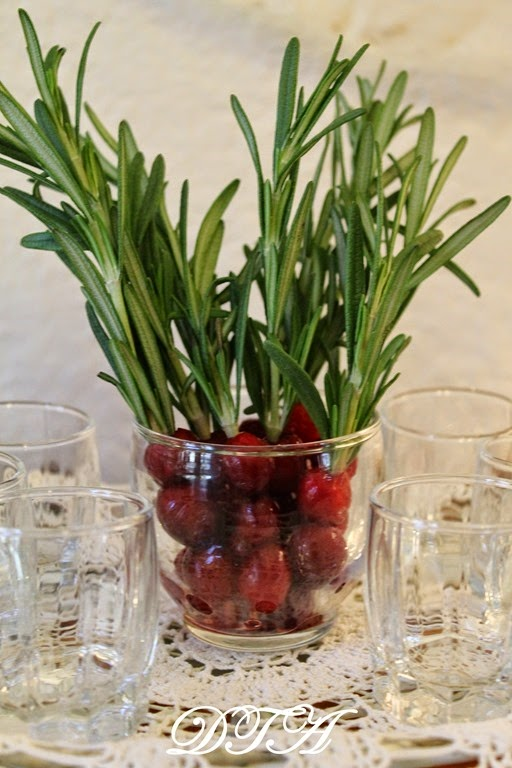 cranberry swizzle sticks