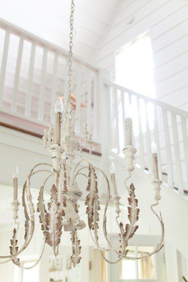 An Aidan Gray Inspired Chandelier Makeover Decor To Adore