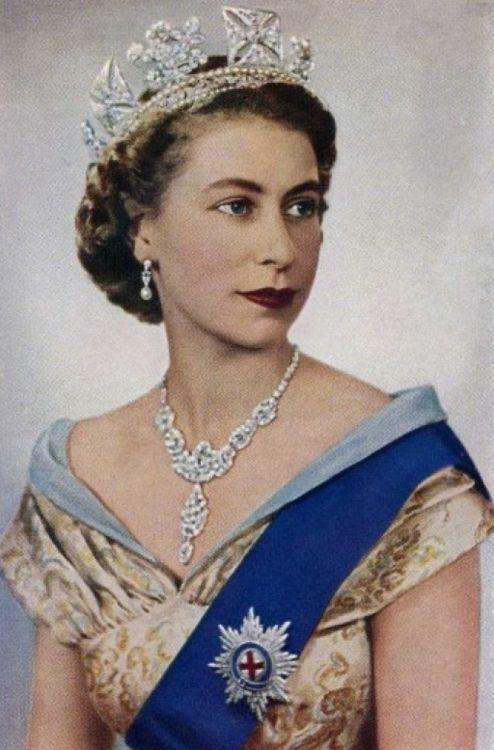 Britain's Longest Reigning Monarch Queen Elizabeth