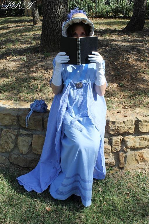 Jane Austen Regency underskirt
