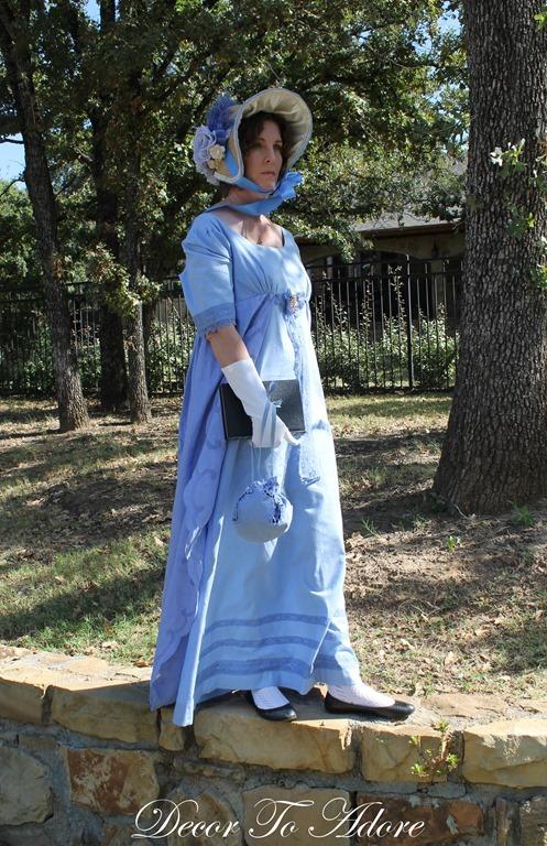 Jane Austen Regency footwear