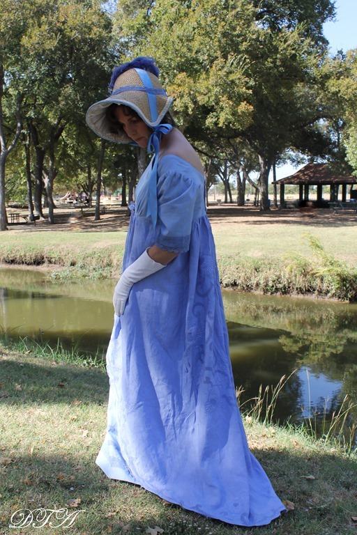 Jane Austen Regency train