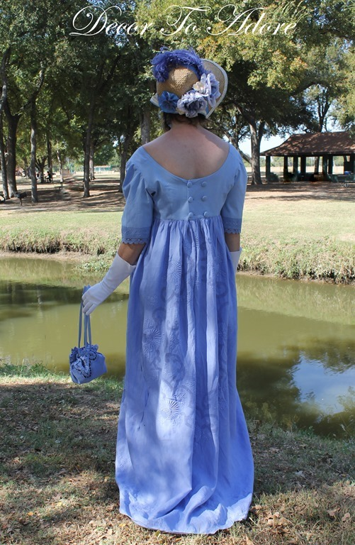 Jane Austen Regency gloves