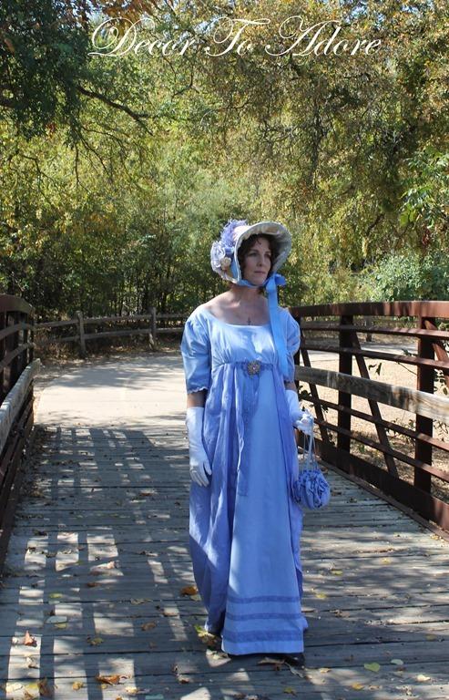 Jane Austen Regency stroll
