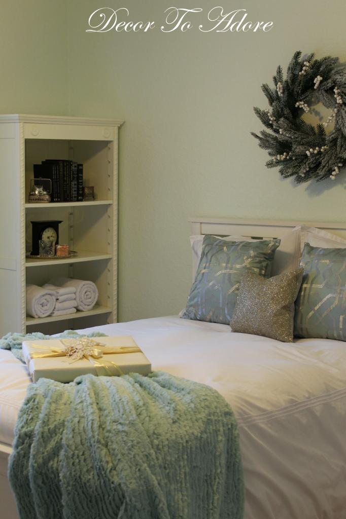 DTA Storybook Cottage Guest Bedroom
