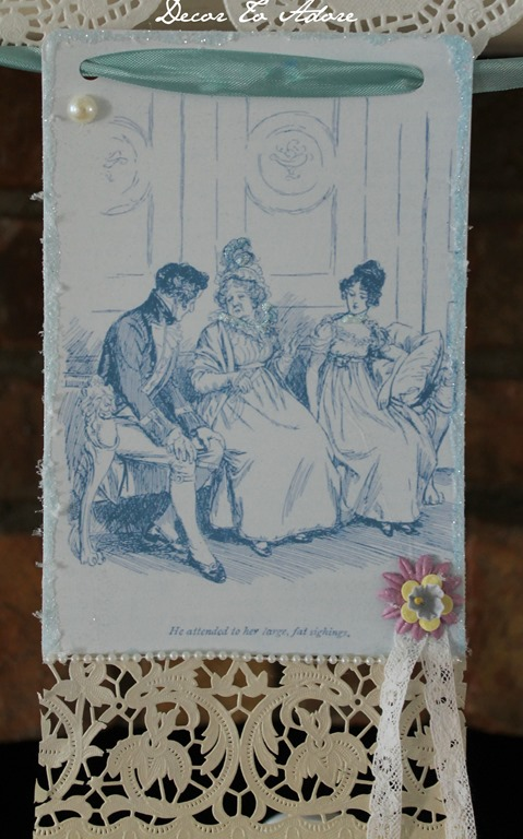 A Jane Austen Garland & Other Touches of Romance