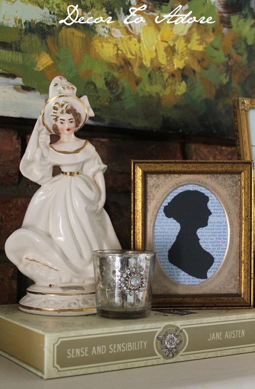 Jane Austen Decor
