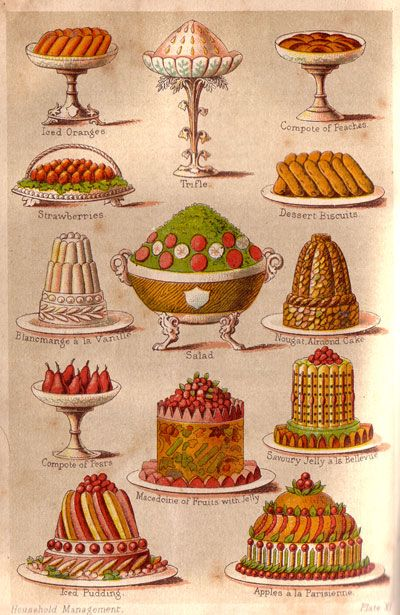 regency cooking