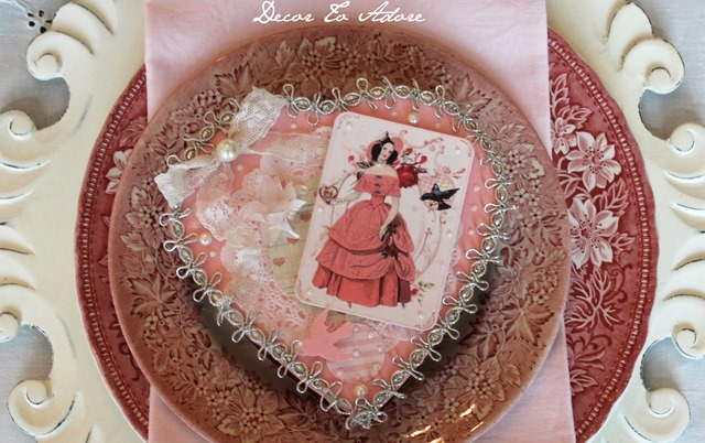 Romantic Regency Valentine Favors