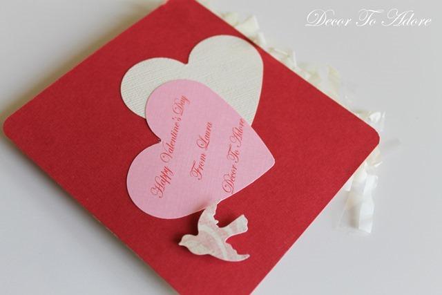 Trash to Treasure Valentine Treats