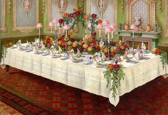 Victorians - food facts - History