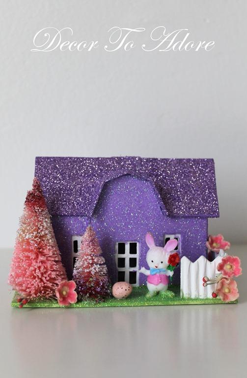 glue house