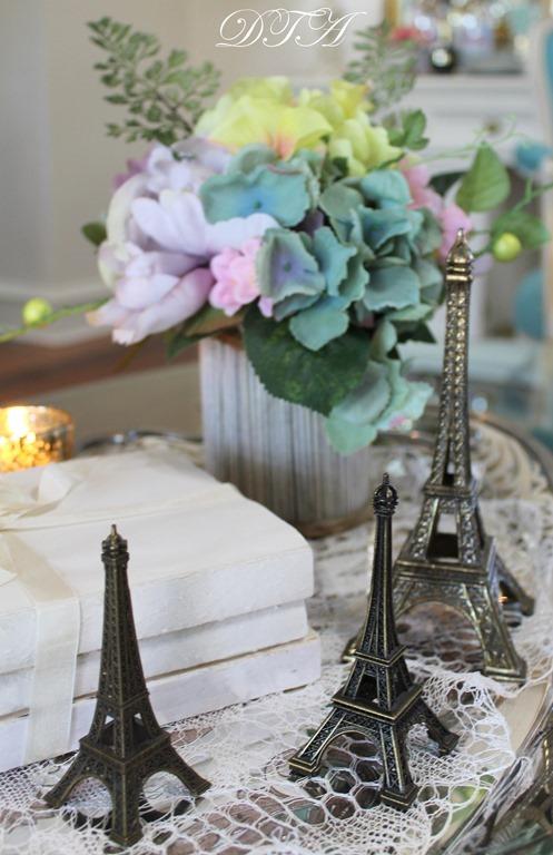 Springtime in Paris Decor To Adore