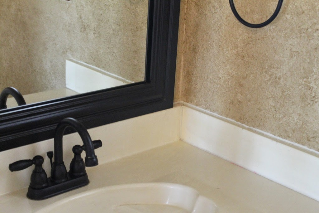 One Room Challenge A Bad Gas Station Bathroom