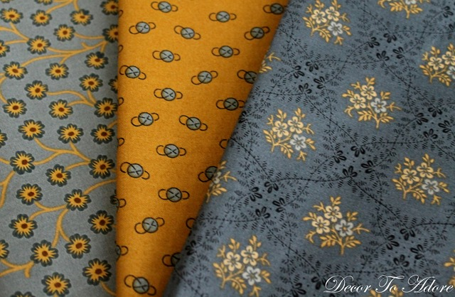 Andover Fabric samples