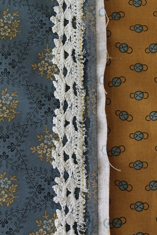Andover pillowcases lace