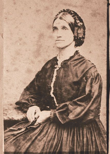 Arnold, Laura Jackson. ca. 1865.