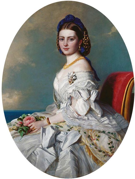 Victoria, Princess Royal, Crown Princess of Prussia (1840-1901) | Royal Collection Trust
