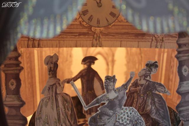 Cinderella  & the Ugly Stepsister Soiree Godmother