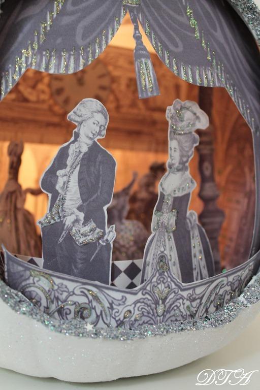Cinderella  & the Ugly Stepsister Soiree sparkle