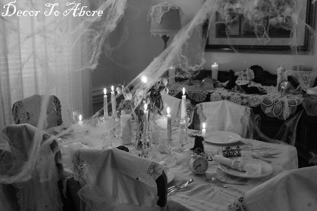 Miss Havisham lace